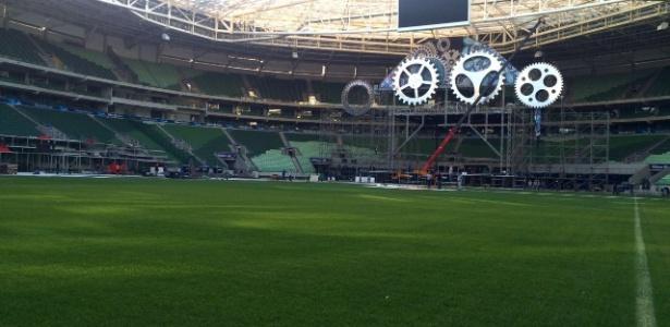 Palmeiras venceu a disputa contra a WTorre na arbitragem na manhã desta quinta-feira