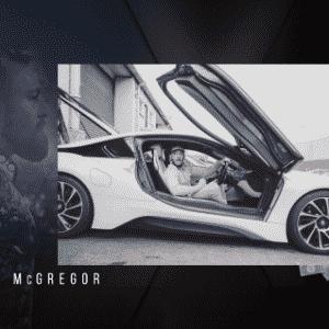 Conor McGregor, campeão dos pesos leves do UFC é obcecado por carros novos - Reprodução/Instagram