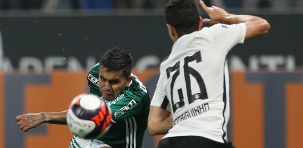 Sobe e desce: Dudu fez 3 gols nos últimos 3 jogos; Rodriguinho está zerado no returno - Cesar Greco/Ag. Palmeiras
