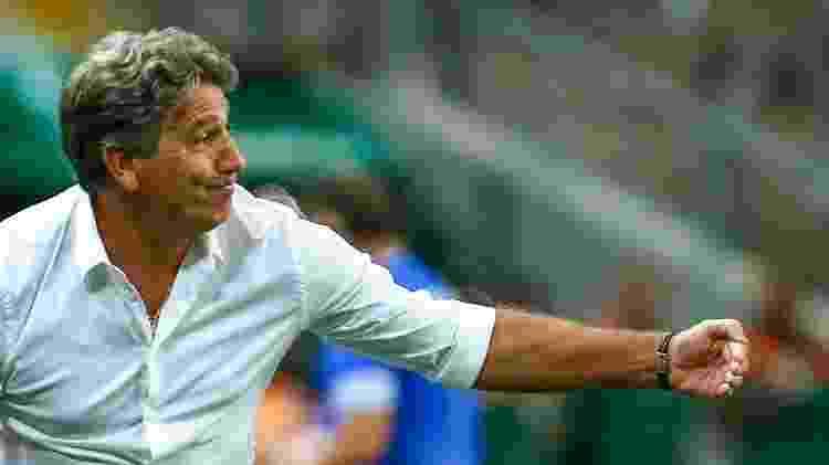 Renato Portaluppi - Lucas Uebel/Grêmio FBPA