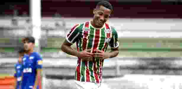 João Pedro - Mailson Santana/Fluminense - Mailson Santana/Fluminense