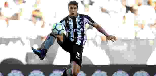 Marcinho se valorizou na reta final de ano e despertou interesse de alguns clubes brasileiros - VITOR SILVA/SSPRESS/BOTAFOGO