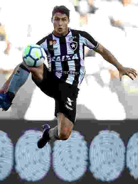 Marcinho vai receber chance de Tite nos próximos dois amistosos da seleção - VITOR SILVA/SSPRESS/BOTAFOGO