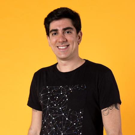 O humorista Marcelo Adnet - Estevam Avellar/Globo