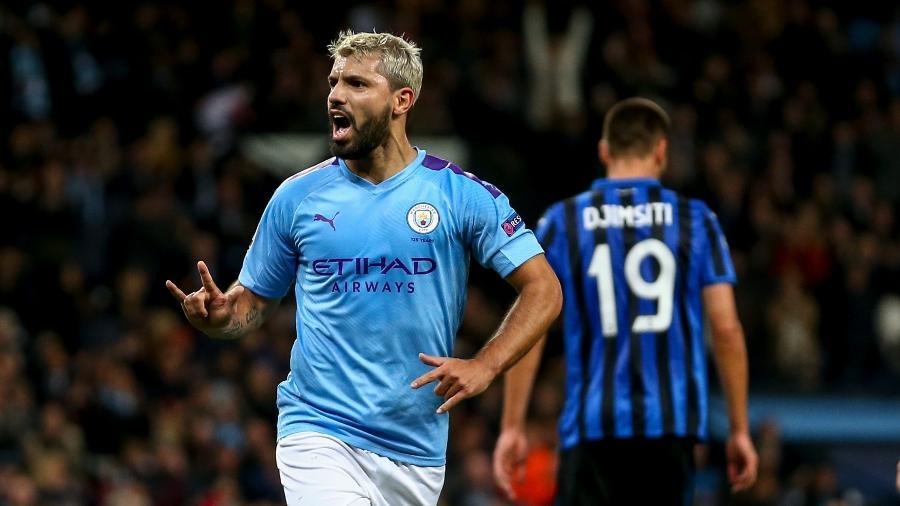 Atacante está há quase uma década no City e tem contrato com os ingleses até junho do ano que vem - Robbie Jay Barratt/AMA/Getty Images