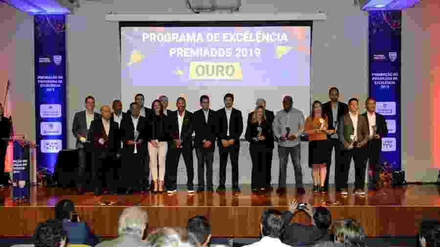 Federação Paulista de Futebol (FPF) divulgou os premiados do Programa de Excelência - Rodrigo Corsi/FPF