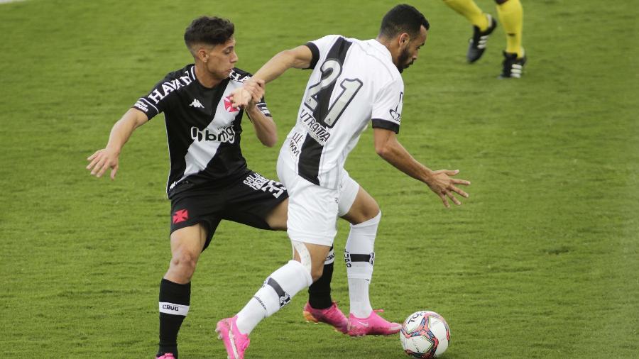 Ponte Preta e Vasco ficaram no empate em 1 a 1, em Campinas (SP), pela Série B do Brasileiro - DENNY CESARE/CÓDIGO19/ESTADÃO CONTEÚDO