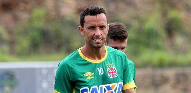 Nenê diz que idade engana a condição física do atleta e se coloca a disposição de Dunga - Paulo Fernandes / Site oficial do Vasco