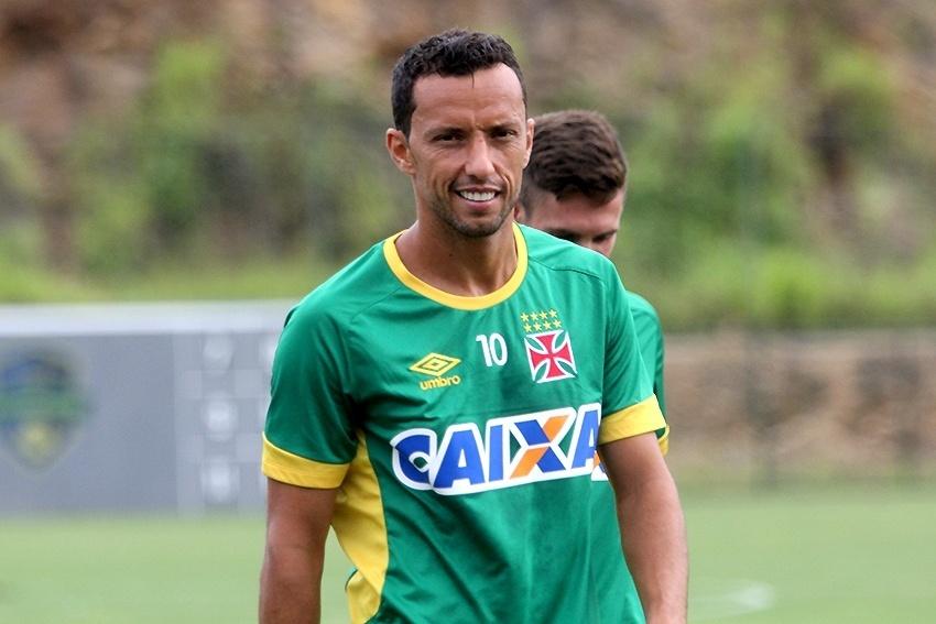 Nenê foi o destaque do primeiro coletivo do Vasco em 2016
