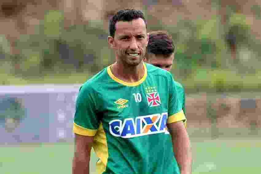 Nenê foi o destaque do primeiro coletivo do Vasco em 2016 - Paulo Fernandes / Site oficial do Vasco