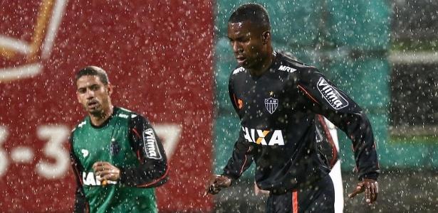 Erazo está empolgado com a chance de jogar pelo Atlético-MG em solo equatoriano