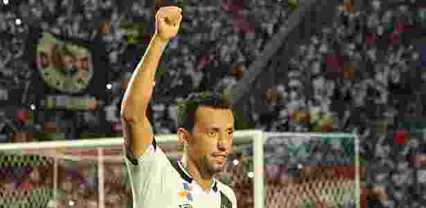 Nenê tem o maior número de assistências do futebol brasileiro este ano: 10 - Carlos Gregório Júnior / Site oficial do Vasco
