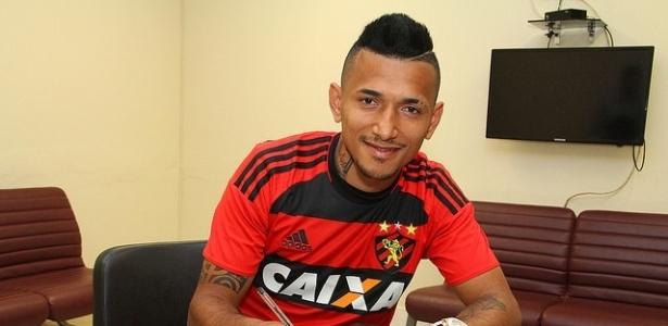 Contrato de Rogério com o Sport vai até o fim do Pernambucano de 2017 - Williams Aguiar/Sport Club Recife