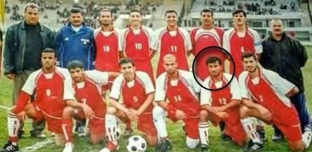 Nehad Al Hussein foi um dos atletas mortos pelo Estado Islâmico