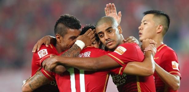 Guangzhou Evergrande quer acabar com os estrangeiros na equipe