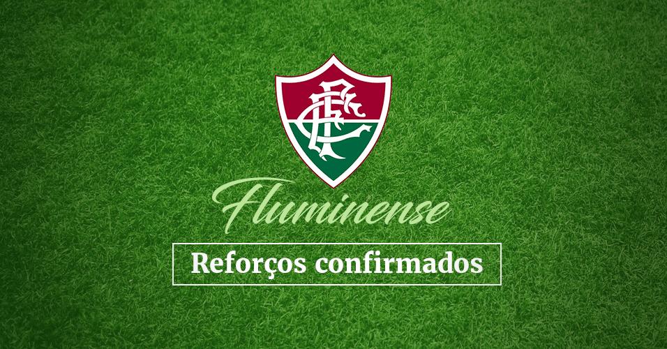 Abre de Fluminense para Álbum do Mercado da Bola