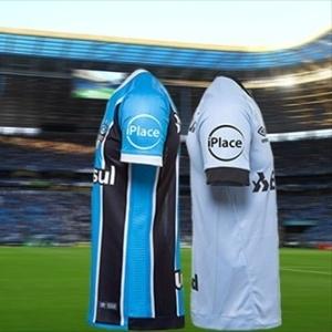 Rede iPlace irá produzir linha de acessórios com a marca do Grêmio