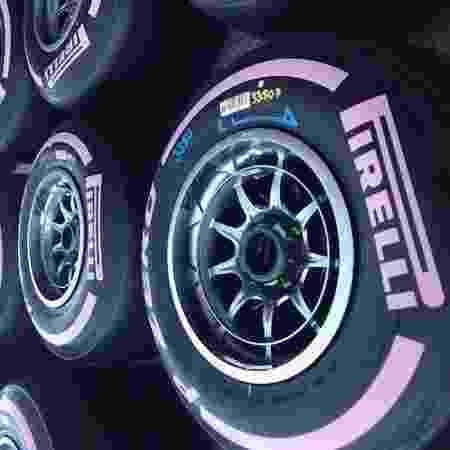 Pirelli fornecerá pneus com detalhes em rosa para GP - Twitter/Reprodução