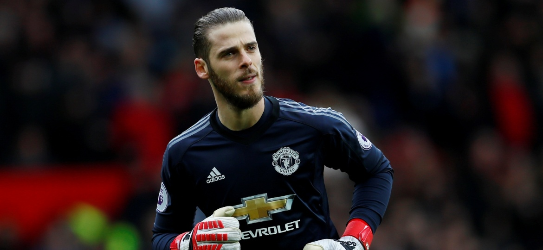 David De Gea fica no United, diz José Mourinho - Jason Cairnduff/Reuters