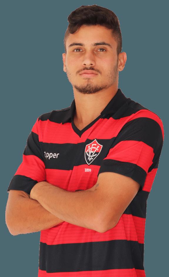 Luan Silva dos Santos, atacante do Vitória