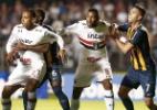 São Paulo recebe multa de R$ 25 mil por atraso em jogo contra o Rosario - Marcello Zambrana/AGIF