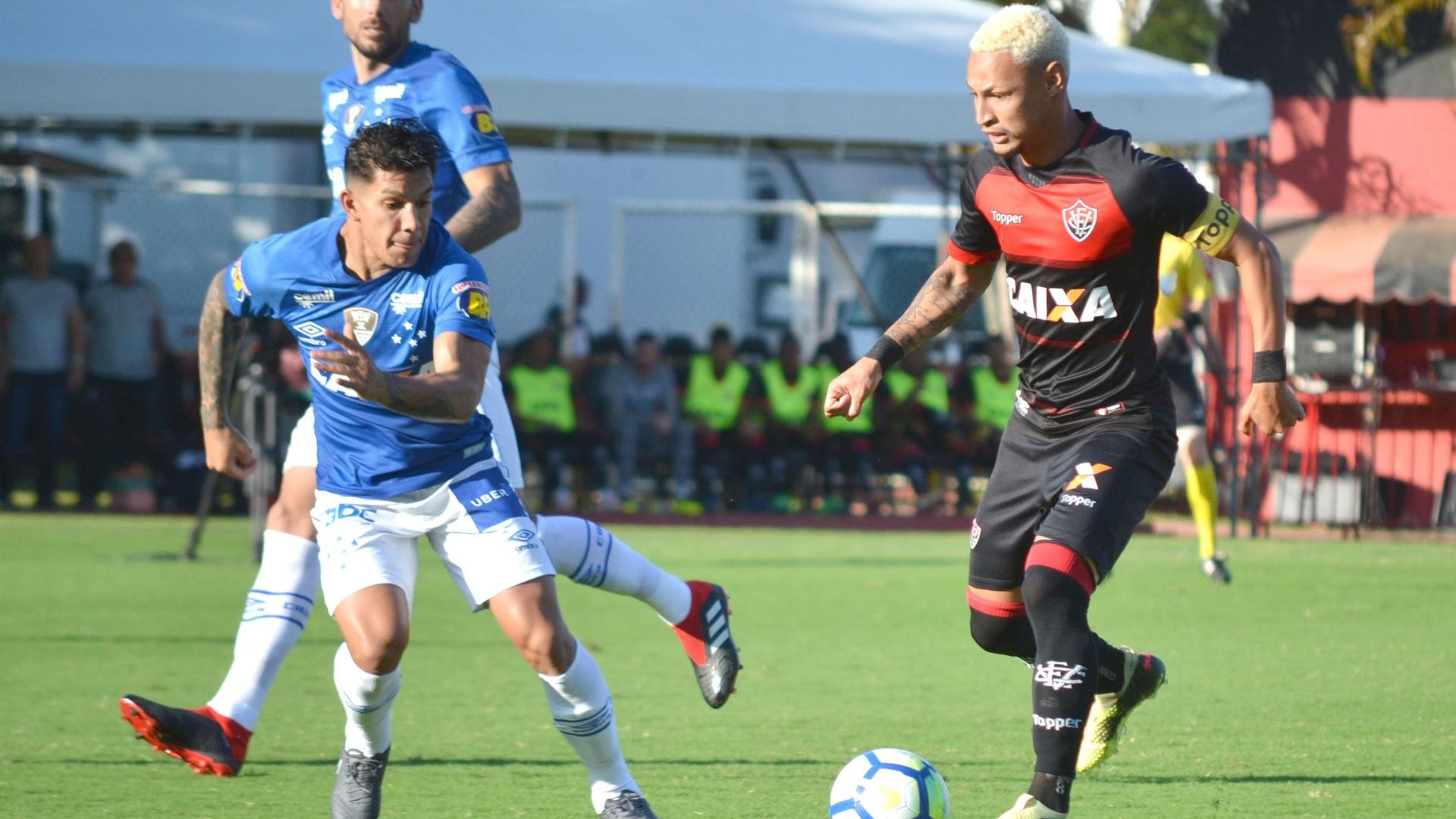 Vitória e Cruzeiro se enfrentam no Barradão pelo Campeonato Brasileiro de 2018