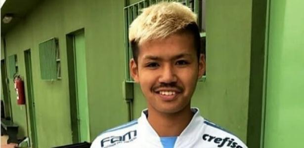 Daiju Sasaki foi contratado por empréstimo para o sub-20 do Palmeiras