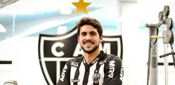 Igor Rabello é o novo zagueiro do Atlético-MG. Ele custou R$ 13 milhões aos cofres do clube mineiro
