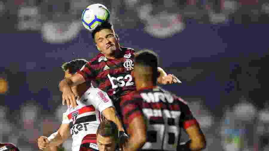 São Paulo e Flamengo abrem a 22ª rodada na noite de hoje, no Maracanã - Alan Morici/AGIF