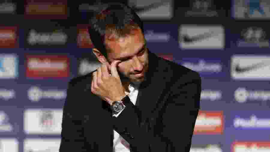 Diego Godín deve assinar com a Inter de Milão  - REUTERS/Sergio Perez