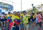 São Paulo? Que nada! Colombianos pulam jogo para aproveitar Salvador - Gabriel Carneiro/UOL