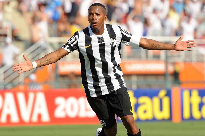 Santos: Companheiro de Robinho diz que jogador quer seguir na Turquia