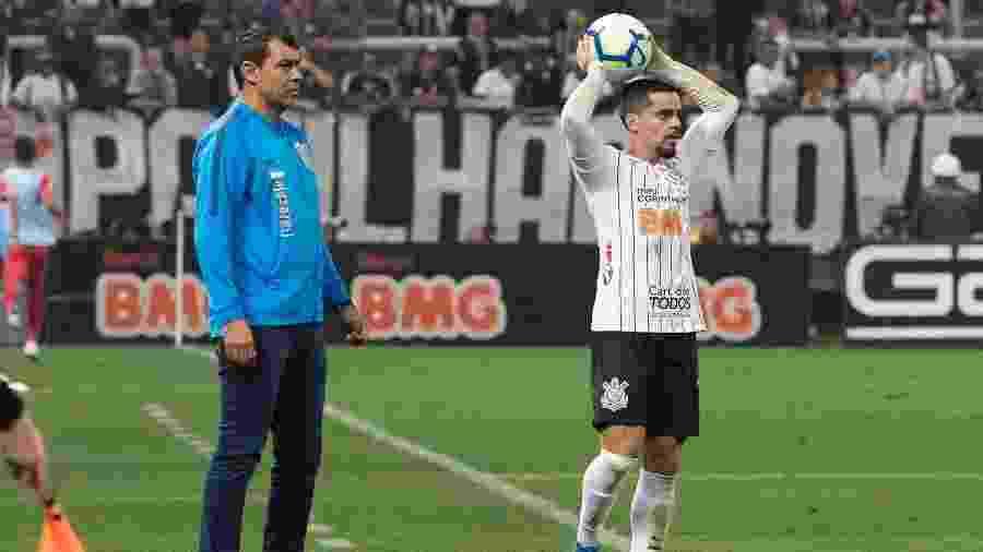 Fagner, lateral-direito do Corinthians - Daniel Augusto Jr./Agência Corinthians