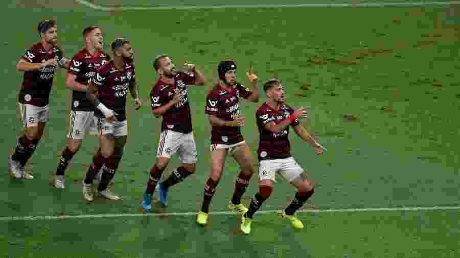 Campeão, Flamengo nunca foi rebaixado - Thiago Ribeiro/AGIF