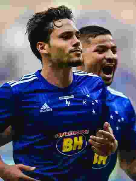 Meia Mauricio, do Cruzeiro - Divulgação/Mineirão
