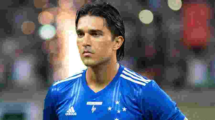 Marcelo Moreno está de volta e reforça ataque do Cruzeiro - Fernando Moreno/Agif