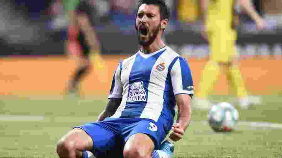 Facundo Ferreyra, do Espanyol - Getty Images