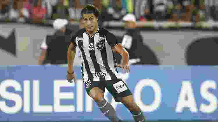 Marcinho - Vitor Silva/Botafogo - Vitor Silva/Botafogo