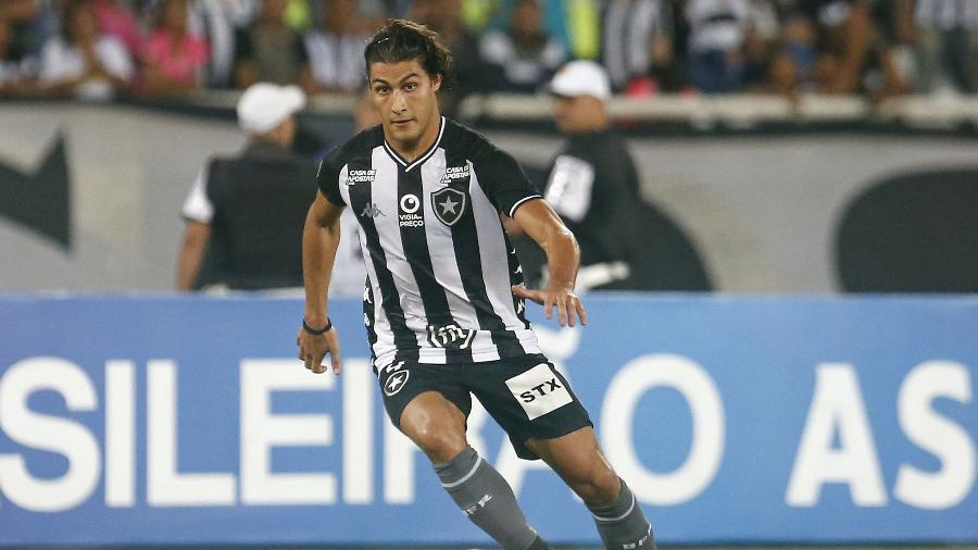 Corinthians demonstrou interesse no lateral-direito Marcinho, do Botafogo - Vitor Silva/Botafogo