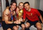 S. Ramos diz que rivalidade Real x Barça quase atrapalhou Espanha campeã - Alex Livesey - FIFA/FIFA via Getty Images