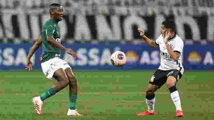 Patrick de Paula, volante do Palmeiras - Cesar Greco/Ag. Palmeiras - Cesar Greco/Ag. Palmeiras