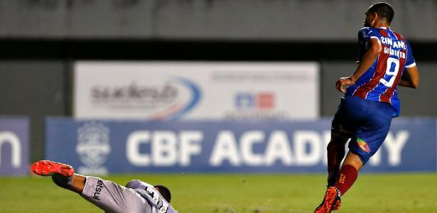 Bahia compara gol de Gilberto contra o Atlético-MG com golaço de Ronaldo