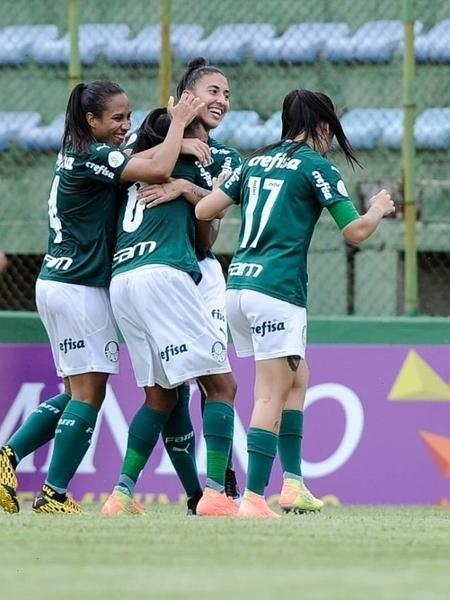 Time feminino do Palmeiras - Rodrigo Corsi/ FPF