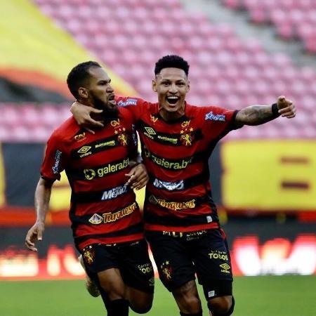 Sport empatou com o Náutico em 1 a 1 no primeiro clássico da final do Pernambucano - Anderson Stevens/Sport