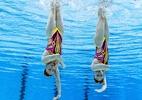 Dancinha debaixo d'água? Nado artístico faz sucesso no TikTok