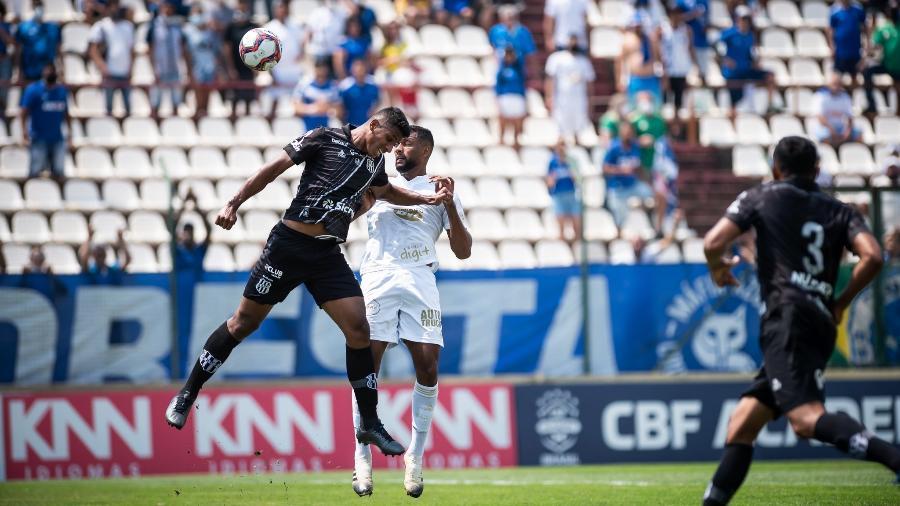 Cruzeiro fez o seu segundo jogo na Série B 2021 com a presença de torcida, amparado por liminar concedida pelo STJD - Bruno Haddad/Cruzeiro