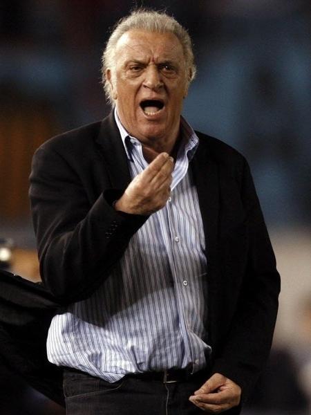 Alfio Basile, ex-técnico da seleção argentina - Marcos Brindicci/Reuters