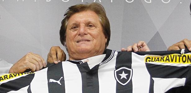 0ff36d35aa Bota convence empresário e anuncia renovação de patrocínio - 20 12 2014 -  UOL Esporte