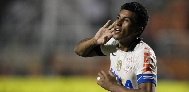 Após Copa das Confederações, Paulinho pode nem vestir a camisa do Corinthians