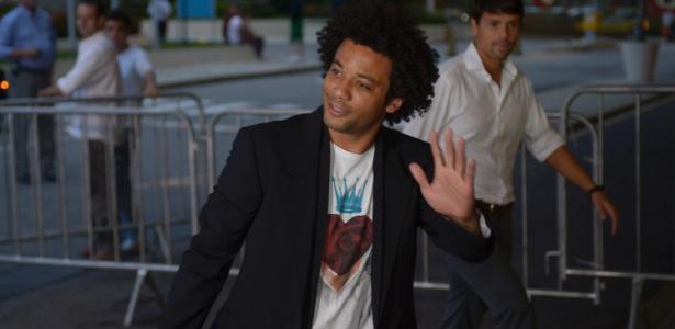 Marcelo começou a carreira no Flu e é torcedor do Botafogo